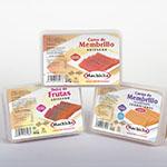 CD.195. Dulce de Frutas. Machicha 400grs. CD.197. Carne de Membrillo Artesano. Machicha 400grs. CD.194. Crema de Membrillo Diet Light. Machicha 350grs.