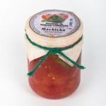 CD.173. Ensalada de Tomate y Pimientos Asado a la Leña.  Machicha  425grs.