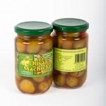 CD.59.Aceituna Gazpachada. El olivar de Machicha. 315g.