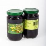 CD.87.Aceituna Negra Partida Cuquillo. El olivar de Machicha. 315g.