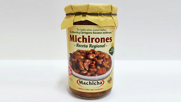 CD. Michirores Machicha 715 g.
