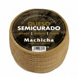 Queso Semicurado Mezcla.  Machicha