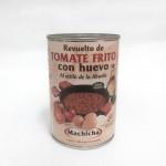 CD. Revuelto de Tomate y Huevo Machicha 420grs.
