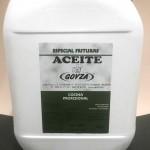 Aceite Especial Frituras Cocina Profesional Goyza