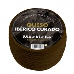 CD.221. Queso Ibérico  Mezcla Curado.  Machicha