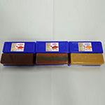 CD.430. Carne de Membrillo Artesano. Machicha 1,750 kg.CD.383. Dulce de Frutas. Machicha 1,750kg.CD.347. Crema de Membrillo Light. Machicha 1,500 kg.