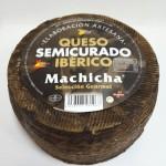 CD.106. Queso Ibérico  Mezcla Semicurado.  Machicha