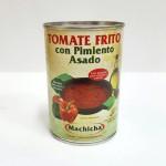 CD.427. Tomate frito con pimiento asado. Machicha 420grs.