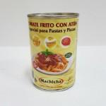 CD.424. Tomate Frito con Atún.Especial Pastas. Machicha.  420grs.