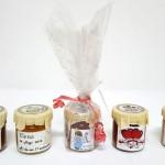 Mini Mermeladas para regalos personalizados