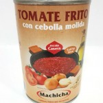 CD. 326 Tomate Frito con Cebolla molidaMachicha 420g.